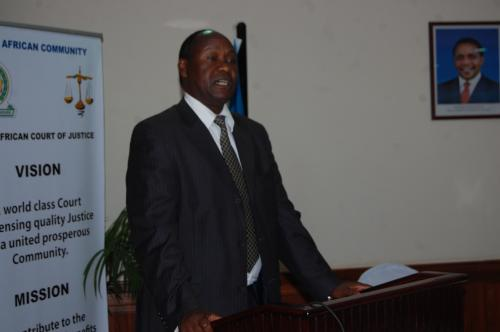 Launch of the Strategic Plan