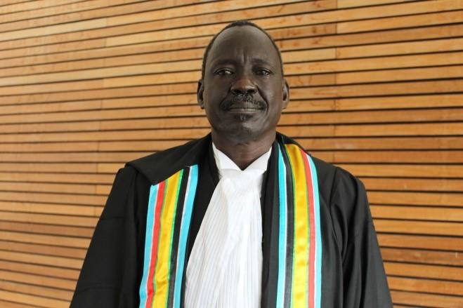 Hon. Justice Dr. Charles Oyo Nyawello