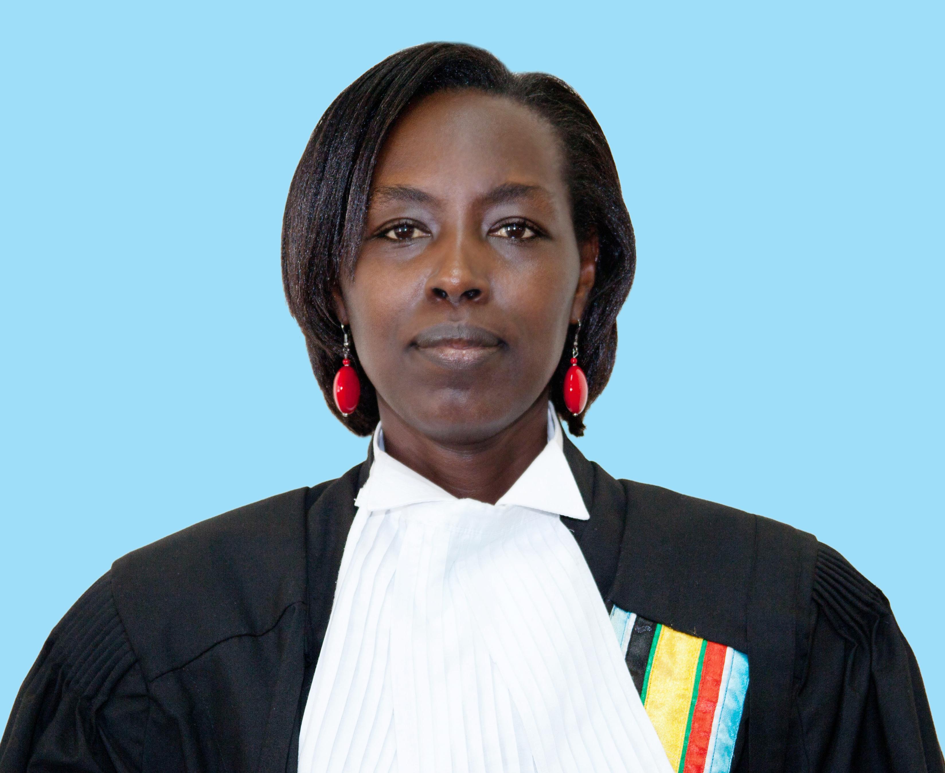 Deputy Registrar- Geraldine Umugwaneza