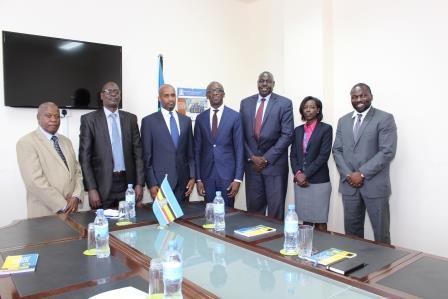 Registrar of the Mechanism for International Criminal Tribunals pays courtesy to EACJ