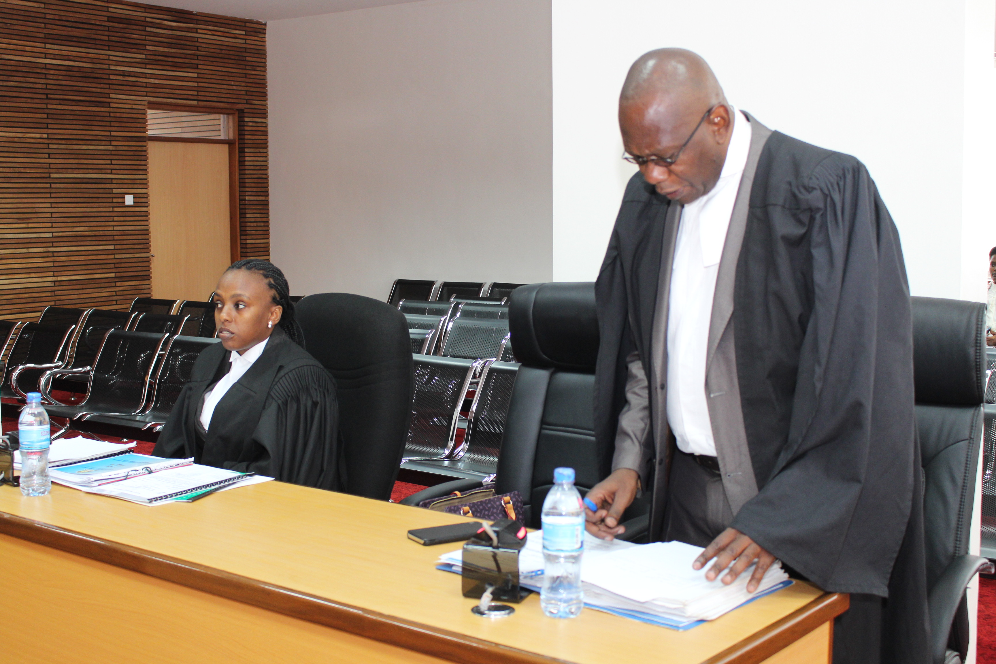 Court hears oral evidence for a Ugandan citizen over his alleged arrest & detention as terrorist suspect