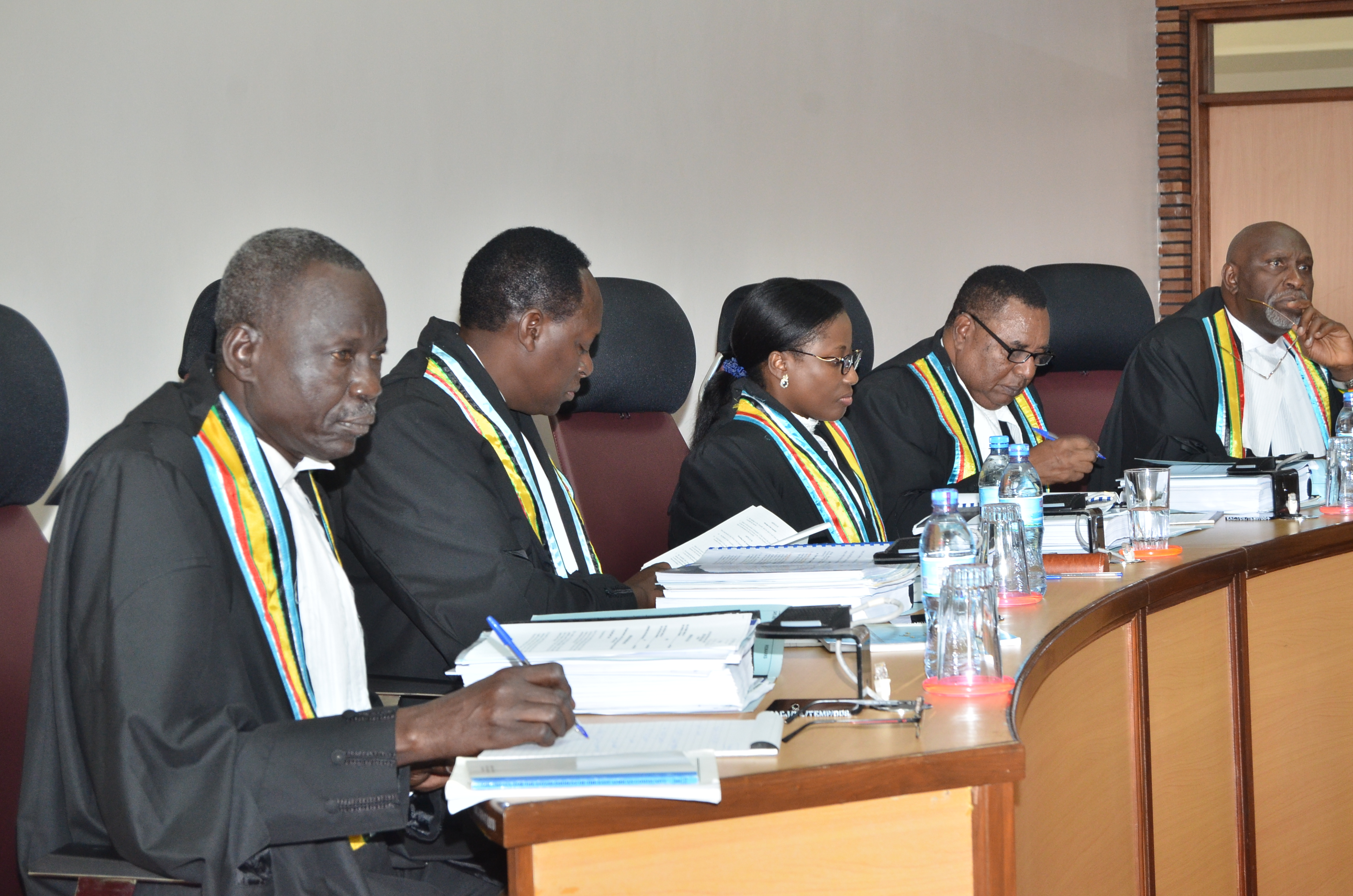 Court hears a case challenging the election of the current EALA Speaker
