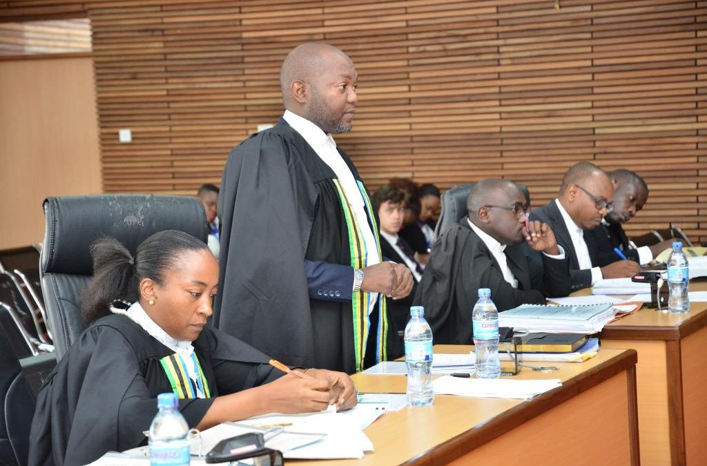 Court Hears an Application Challenging the Government of Tanzania from Appealing against a Decision of The First Instance Division in a Newspaper (Mseto) Ban Case