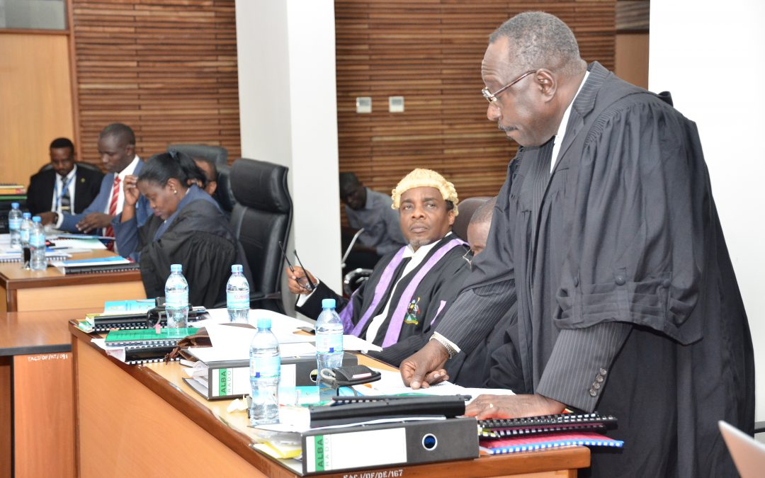Court grants AG Uganda extension of time to file & serve his reply in the Constitution (Amendment) Act case