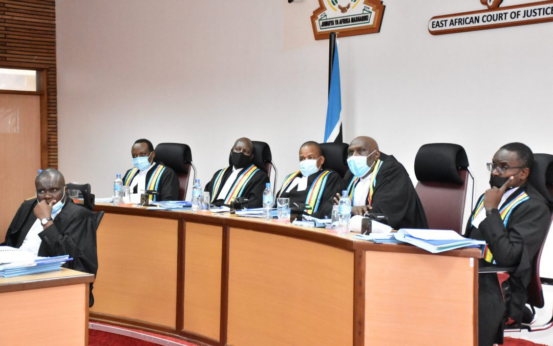COURT HEARS A MATTER SEEKING FOR TEMPORARY INJUNCTION RESTRAINING THE GOVT OF UGANDA FROM CONDUCTING GEOLOGICAL ACTIVITIES IN HOIMA