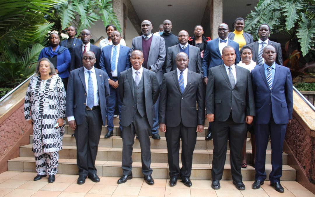 ATTORNEY GENERAL OF KENYA OFFICIALLY OPENS A TRAINING OF EACJ JUDGES IN NAIROBI