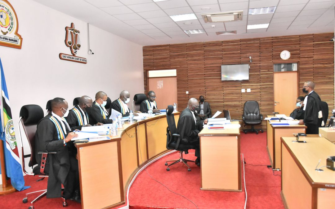 COURT HEARS A MATTER CHALLENGING THE GOVT OF RWANDA OVER ALLEGED REFUSAL TO PAY A DEBT OF MILITARY EQUIPMENT